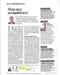 ARTICLE LE PARISIEN 18_4_14